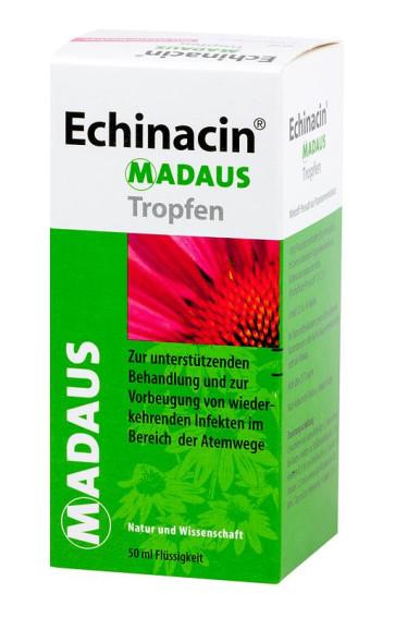 Echinacin Madaus Tropfen