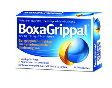 BoxaGrippal® 200 mg/30 mg - Filmtabletten