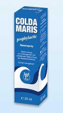 Coldamaris prophylactic Nasenspray