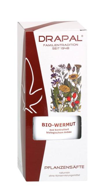 DRAPAL® Wermut bio Pflanzensaft