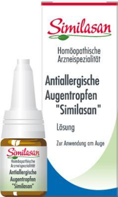 Similasan Antiallergische Augentropfen