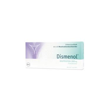 Dismenol Ibuprofen 200 mg Filmtabletten