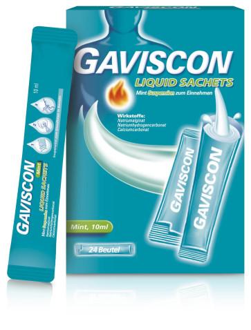 Gaviscon Liquid Mint Suspension