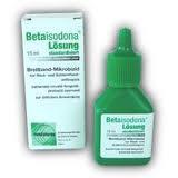 Betaisodona Lösung standardisiert