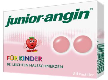 junior-angin® Pastillen