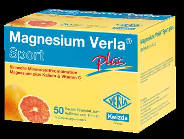 Magnesium Verla Sport Plus Granulat