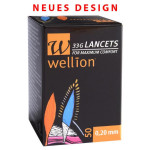 Wellion 33G Lanzetten
