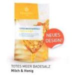 Fette Dermasel Badesalz Milch+Honig