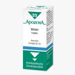 APOZEMA COMPLEX TROPFEN       NR 35 VENEN AESCULUS