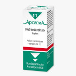 APOZEMA COMPLEX TROPFEN       NR 11 BLUTNIEDERDRUCK             KALIUM CARBONICUM