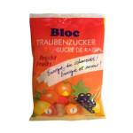BLOC TRAUBENZUCKER            JOHANNISBEERE               -ORANGE-ZITRONE SORTIERT