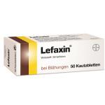 Lefaxin Bayer Kautabletten-50 Stück