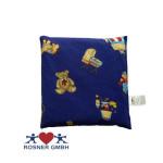 Rosner Kinderkirschkernkissen 19 x 19 cm
