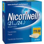Nicotinell Depot Pflaster TTS 20-28 Stück