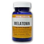 GPH Melatonin 1mg Kapseln-30 Stück