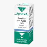 APOZEMA COMPLEX TROPFEN       NR 12 BRONCHIAL U.HUSTEN          GRINDELIA