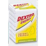 Dextro Energy Vitamin C Zitrone Traubenzucker 3x46 g