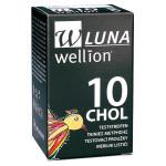 Wellion LUNA Teststreifen CHOL - für Cholesterinmessung