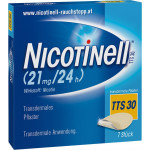 Nicotinell Depot Pflaster TTS 30-7 Stück