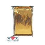 Rosner Rettungsdecke Alu gold/silber