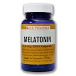 GPH Melatonin 0,5mg Kapseln-30 Stück