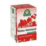 Dr. Kottas Rotes Weinlaubtee 20 Beutel
