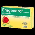 Emgecard 2,5 mmol-Filmtabletten